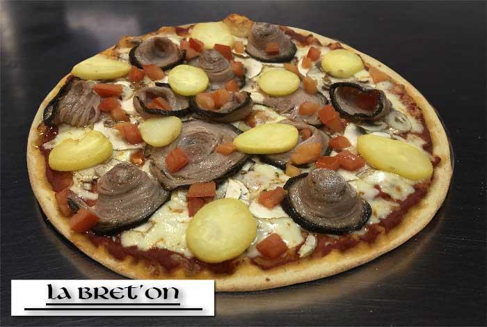 Pizza Bret'on Vannes