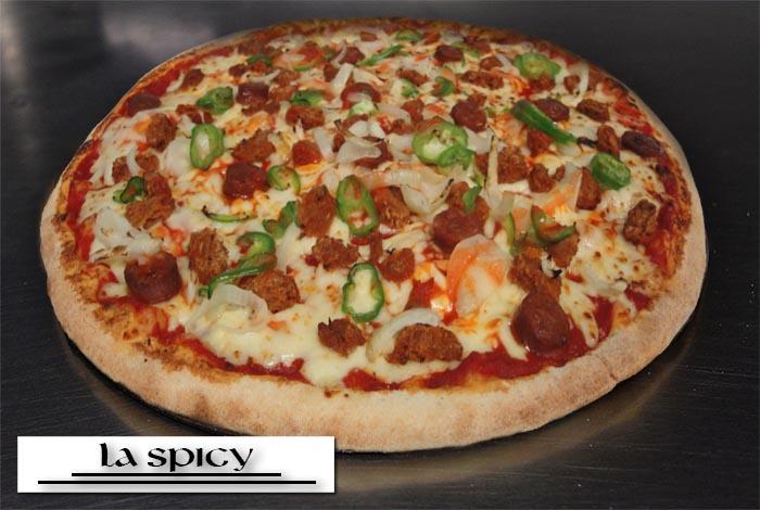 Pizza Spicy Vannes