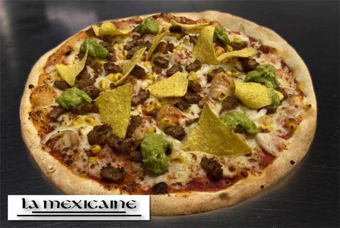 Pizza Mexicaine Vannes